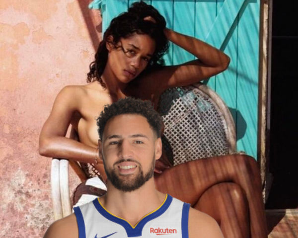 Laura Harrier Is Missing Her 'Daddy' Klay Thompson