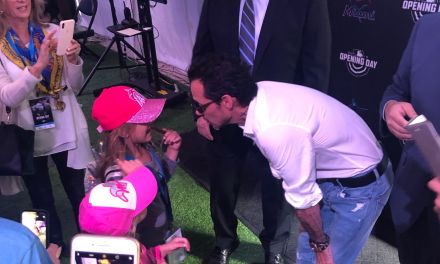 Marc Anthony Joins William Levy and Derek Jeter for Miami Marlins Season Kickoff