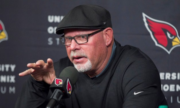 Bruce Arians Shoots Back at Female NFL Coach Criticism