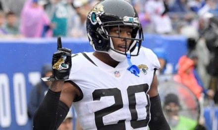 Jalen Ramsey a No-Show for Jaguars Voluntary Workouts