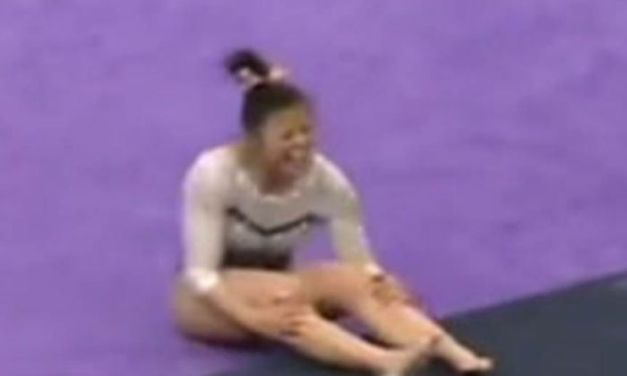 US Gymnast Samantha Cerio Has a Message To Fans Who Share Video of Her Horrific Injury