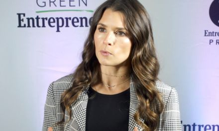 Danica Patrick Feels the Hate After Post About Encouraging People to Travel