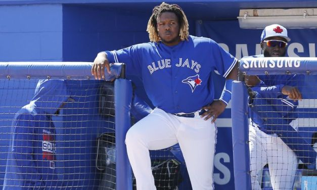 Vladimir Guerrero Shared a Picture of a Younger Vlad Jr. to Congratulate Him on His MLB Call Up