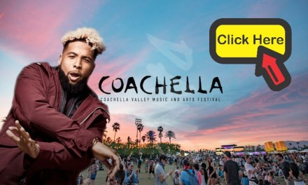 Odell At Coachella