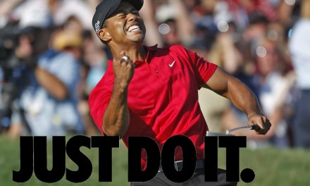 Nike Immediately Paid Tribute To Tiger's Masters Win