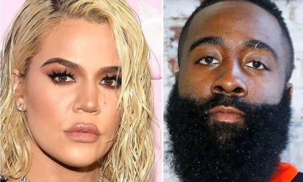 James Harden and Khloe Kardashian's Nemesis Are Now Following One Another