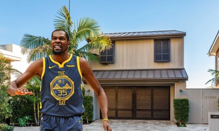 Kevin Durant Selling Oceanfront Malibu House for $13.495 Million