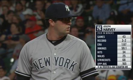 Yankees Reliever Makes His MLB Debut and His Dad Gives a Possibly Drunken Interview