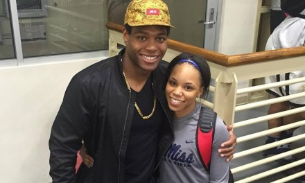 Jalen Ramsey Covers His Baby Mama With a Birthday Rolex