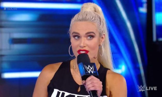 WWE's Lana Says Leaked Snapchat Sex Tape is Not Her