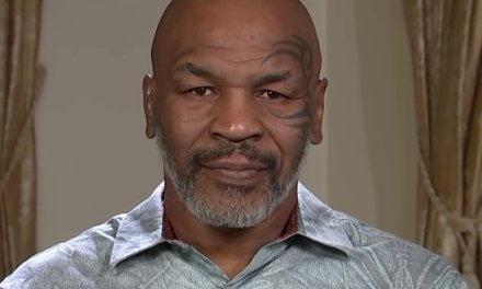Mike Tyson Talks About Shooting and Wanting to Kill People as Young Person