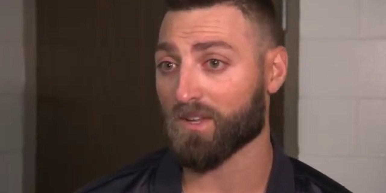 Kevin Pillar Gets Emotional Talking About Trade to the Giants