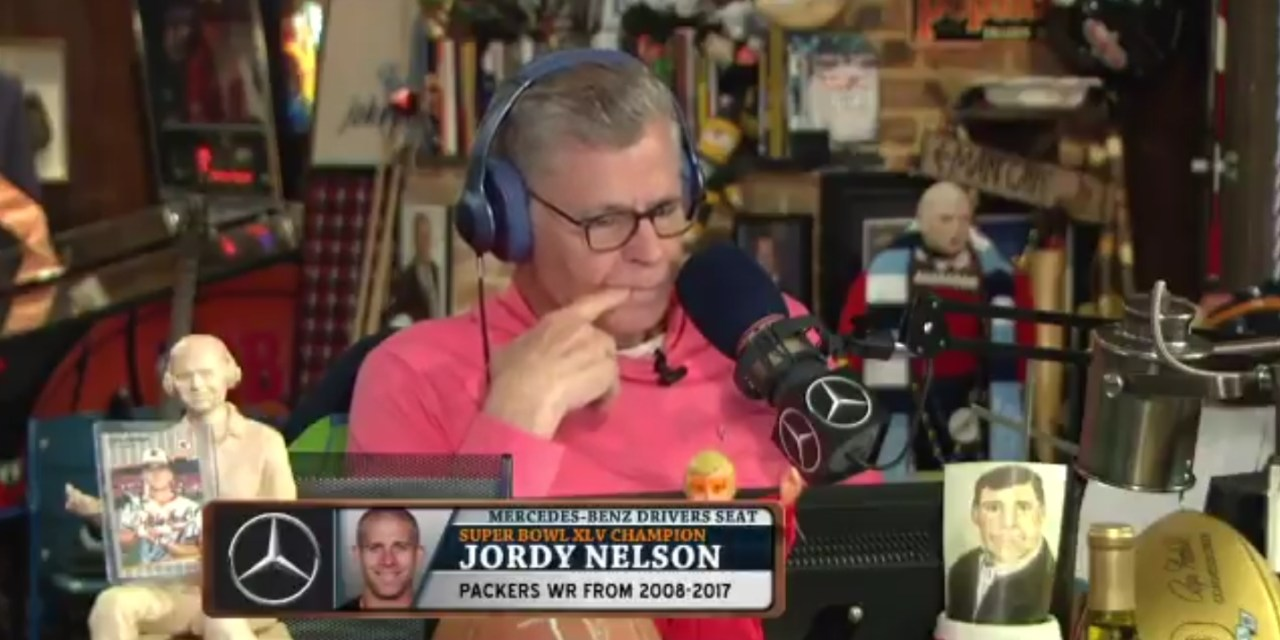 Jordy Nelson Would Consider Coming Out of Retirement if Aaron Rodgers Called Him