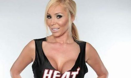 Former Adult Film Actress Mary Carey Shows Her Support for Dwyane Wade