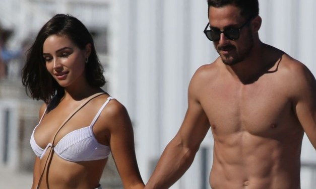 Danny Amendola and Olivia Culpo Appear to be Off Again after She Was Spotted with Zedd at Coachella
