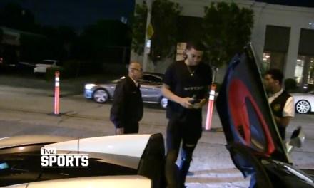 Kentucky's Keldon Johnson Spotted Riding Around in a $300k McLaren 720S Spider