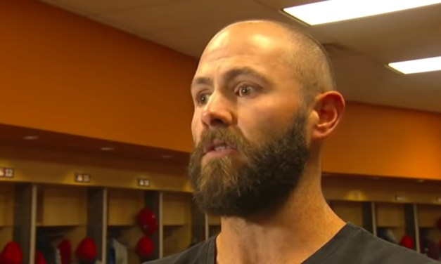 Jake Arrieta Wasn't Happy With Bryce Harper After His Ejection