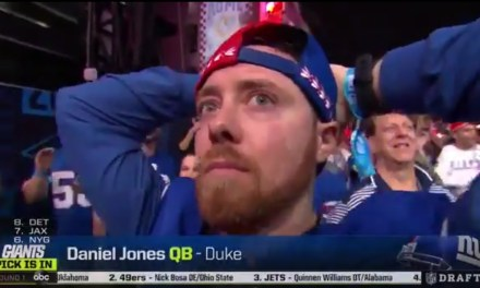 General Manager Dave Gettleman Trolled Giants Fans With Daniel Jones Pick