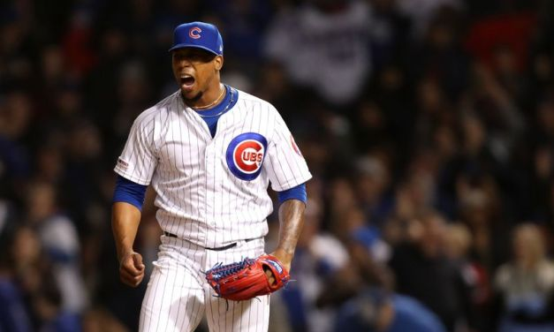 Pedro Strop's Car Stolen Before He Saves Cubs' Wild Win