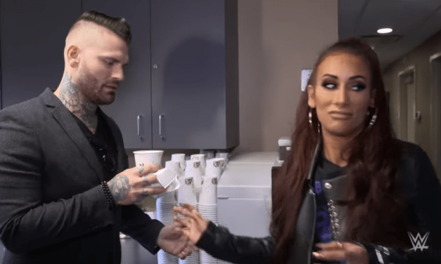 WWE commentator Corey Graves Confirms Relationship With WWE Diva Carmella