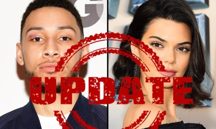 We've Received a Kendall Jenner Ben Simmons Relationship Update From One of Ben's Friends