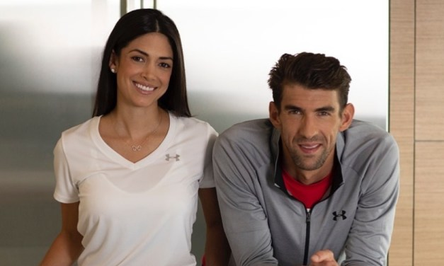 Michael Phelps and Wife Nicole Johnson Are Expecting a Third Child