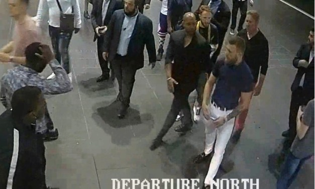 Watch New Footage of Conor McGregor Smashing Fan's Phone Outside Miami Beach Hotel