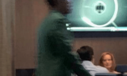 Tiger Woods' First Public Appearance With New Green Jacket Was An Interesting Look