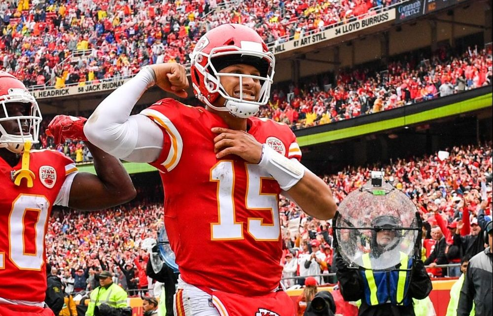 Patrick Mahomes Extension Could Average $45 Million Per Year