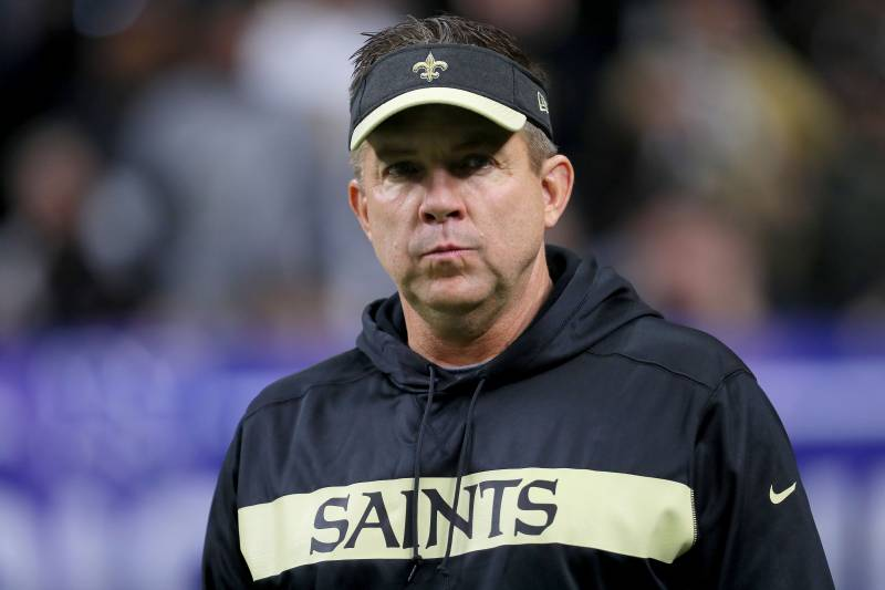 Sean Payton Addresses Rumors He'll leave New Orleans for the Dallas Cowboys