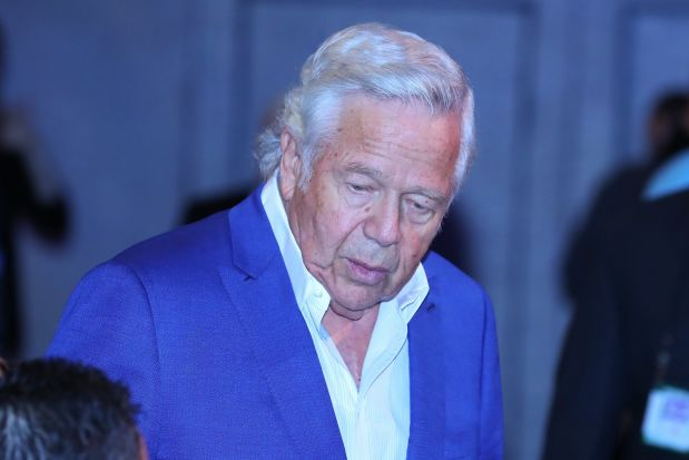 The Robert Kraft Sex Tape is Being Shopped Around