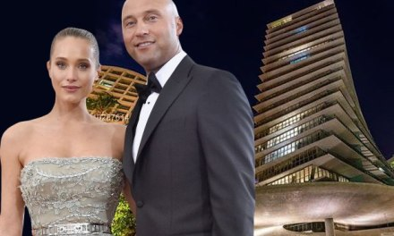 Derek Jeter Reveals What Life in Miami is Like with His Wife and Children