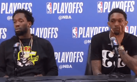 Patrick Beverley and Lou Williams Laugh Off 50-Point Game by Kevin Durant