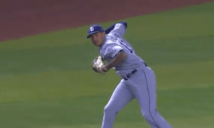 Manny Machado Blew the Minds of His Padres Teammates With a Throw from Foul Territory