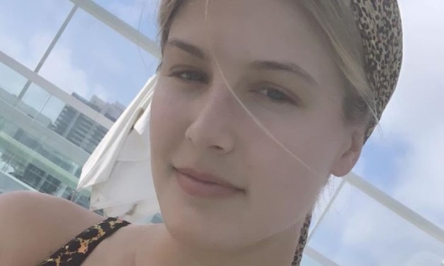 Genie Bouchard Continues to Heat up South Beach for Spring Break