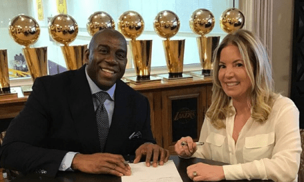 Jeanie Buss Shows Her Love for Magic Johnson After He Stepped Down as Lakers President