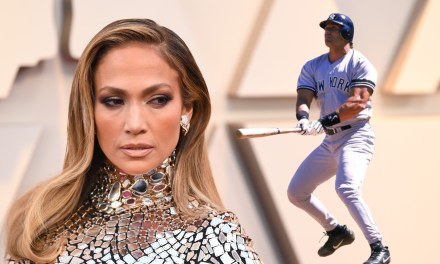 Jennifer Lopez Claps Back at Jose Canseco Over A-Rod Cheating Allegations