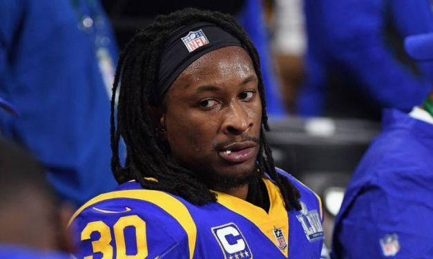 Todd Gurley Gives an Honest Update on his Bad Knee