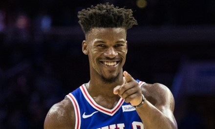 Jimmy Butler Has His Eye on This Instagram Model