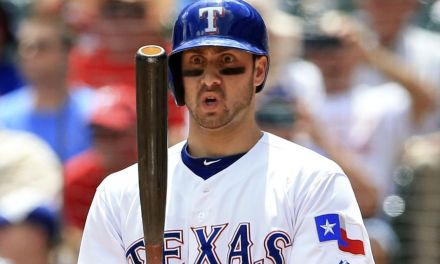 It Only Took Joey Gallo 1,337 Plate Appearances to Record a Sacrifice Fly