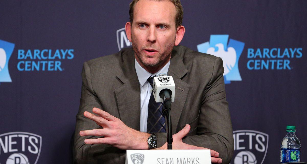 NBA Suspends Nets GM Sean Marks for Entering Official's Locker Room