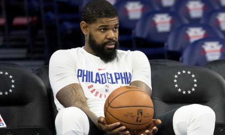 Amir Johnson Fined by 76ers for Cell Phone Use During Game
