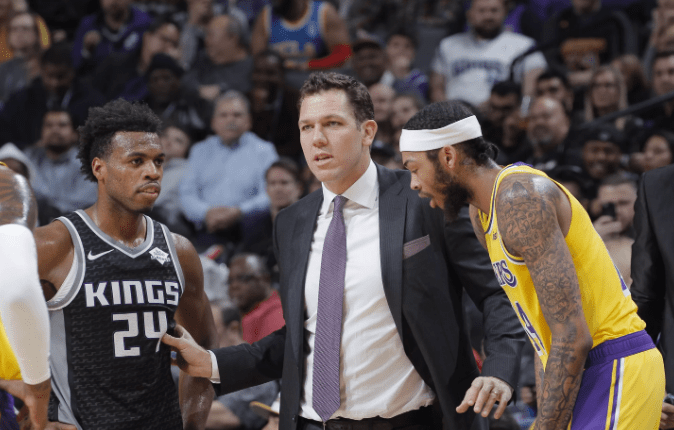 Luke Walton Already Has an Interview With Another NBA Team Lined Up