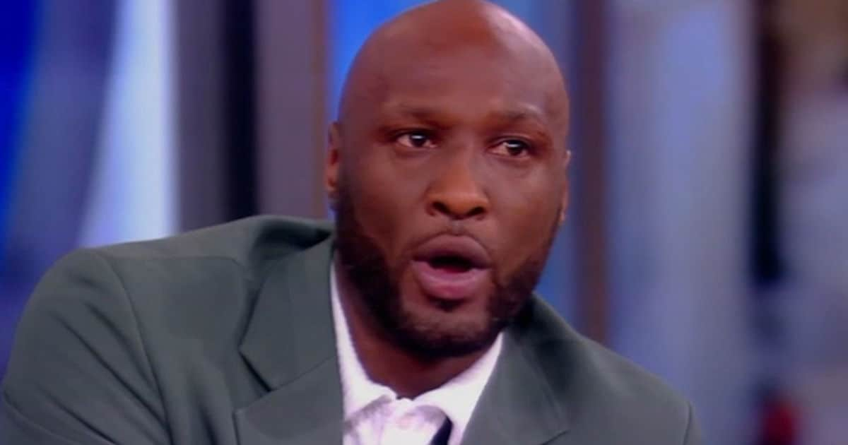 Lamar Odom Reveals Just How Much Money He's Spent on Drugs