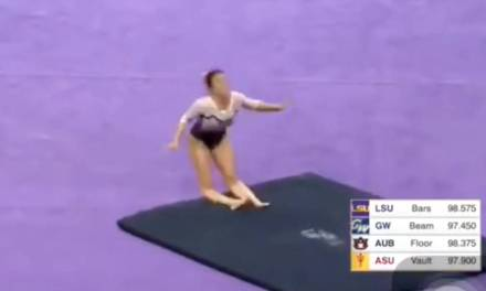 Gymnast Samantha Cerio Opens Up About Moment of Career Ending Injury