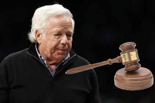 Prostitution Case Judge Orders Robert Kraft to Appear