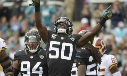 Jags Star Linebacker Says He Won't Play in 2019