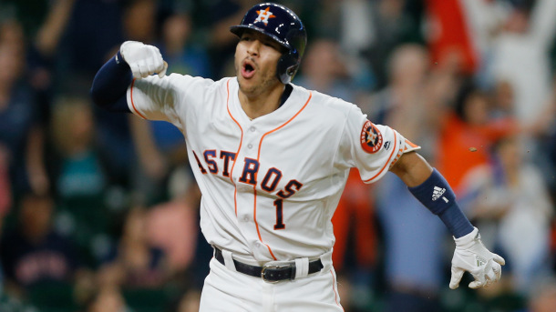 Carlos Correa Fractured His Rib During a Massage at His Home