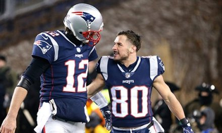 Tom Brady and Danny Amendola Place a $100k Bet After the Kentucky Derby
