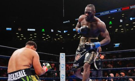 Deontay Wilder Has Knockout of the Year in First Round to Retain WBC Heavyweight Title